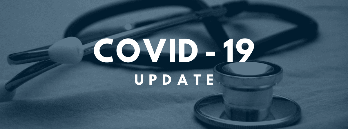COVID19 Update Cover Image